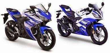 Yamaha YZF-R25 dan YZR-R15 Motor Sport Serba Guna