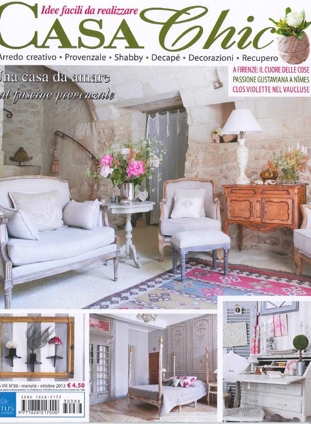 riviste per arredare casa il cuore delle cose la mia casa su casa chic