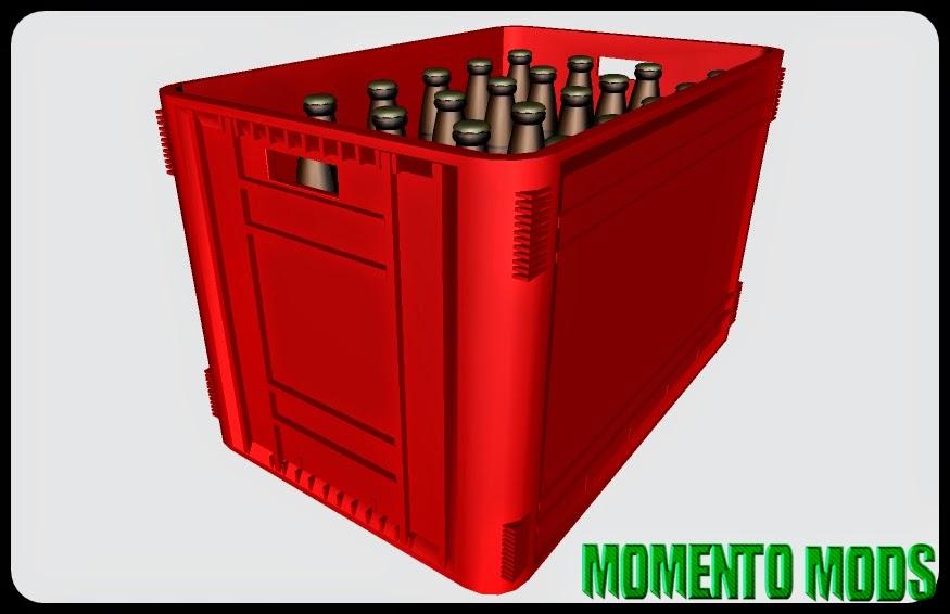 ZM - Caixa De Cerveja