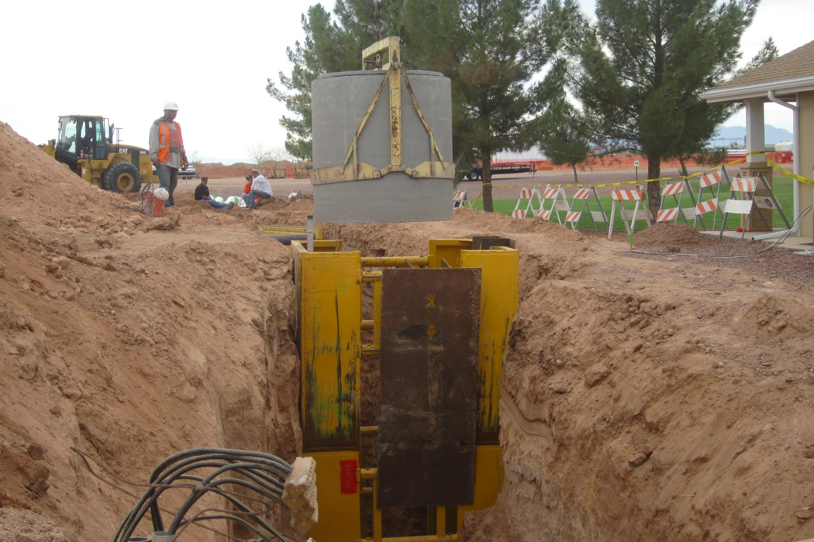 Palm Creek Update Taco Dinner Plus How To Build A Manhole