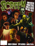 SCREEM MAGAZINE # 25 Out Now!!