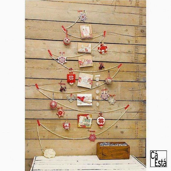 L 39 albero delle albicoccole idee per il contest eco albero for Idee albero di natale fai da te