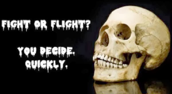 Teori, Mengapa Manusia Merasa Takut?