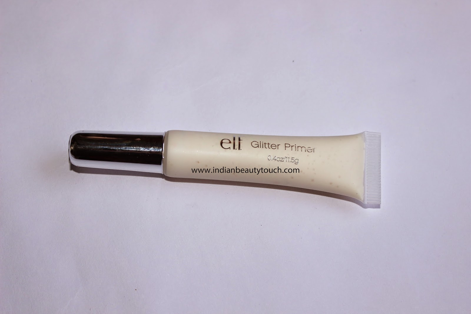 E.l.f. Glitter Primer Review and swacthes