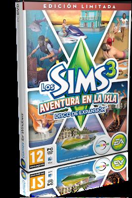 Los Sims 3: Aventuras en la Isla [PC] [Español]