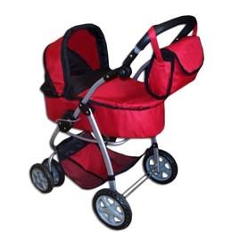 Bassinet Doll Stroller4