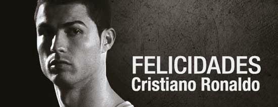 Cristiano Ronaldo 3 veces ganador del Balón de Oro
