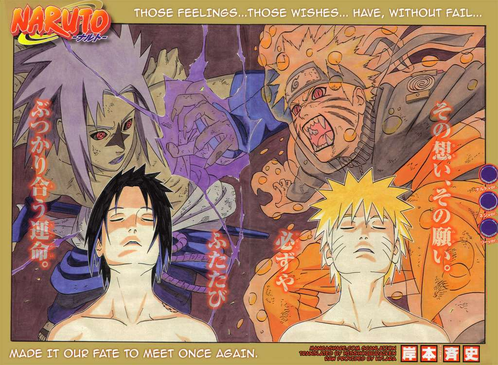 Naruto - Chapter 364 - Pic 1