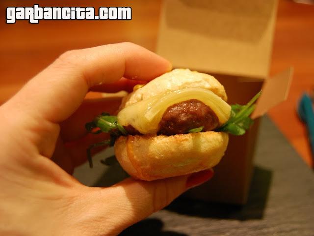 Mc'Merca'o: Hamburguesa de presa ibérica