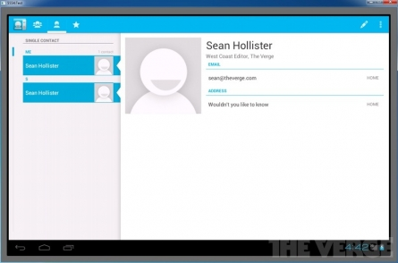 Display Android 4.0 Ice Cream Sandwich On Tablets
