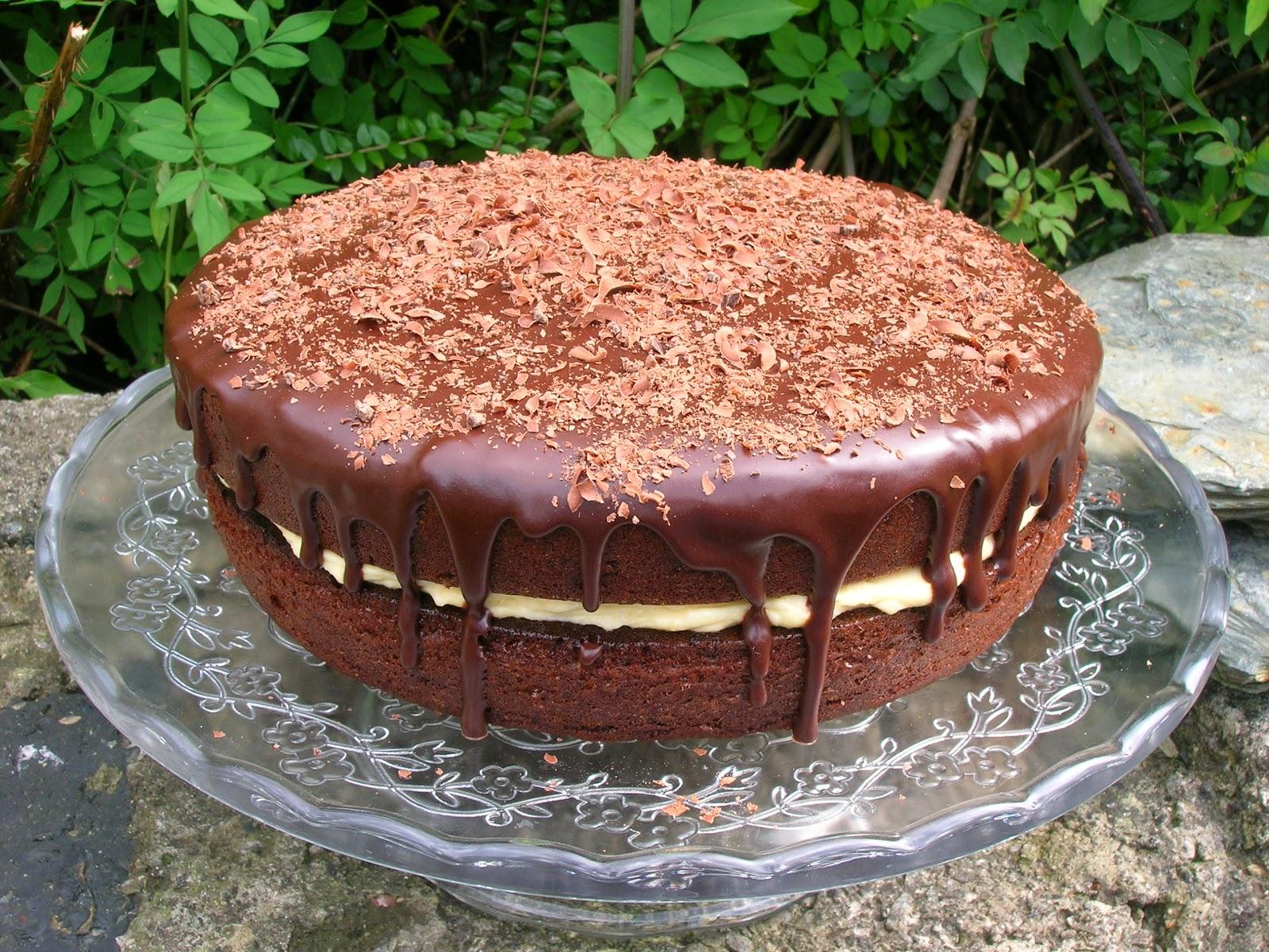 Chocolate Chilli Cake - We Should Cocoa 13