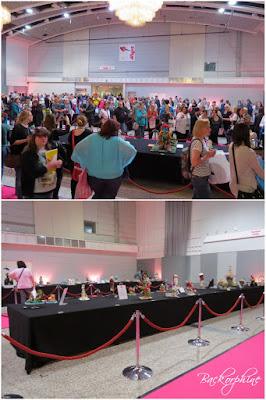 Cake&Bake Dortmund, Messehalle, Tortenwettbewerb