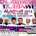 Nota #1 : Rally Tarbawi Al-Azhar 2013