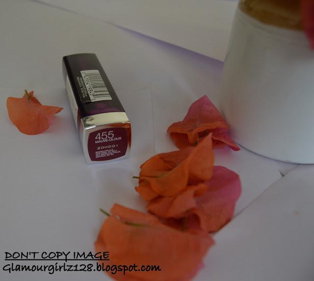Maybelline Lipstick shade- Mauve-ulous # 455