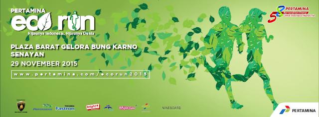 Pertamina Eco Run 2015 Jakarta