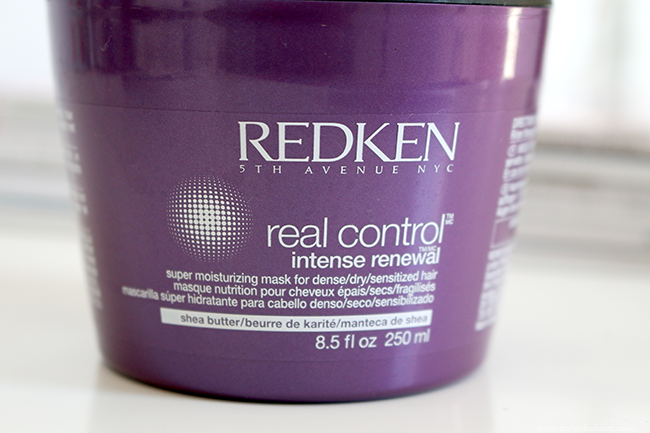 Redken Real Control Intense Renewal Review