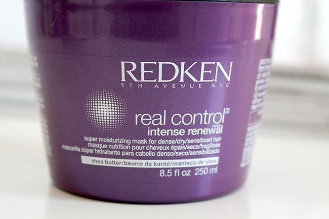 Redken Real Control Intense Renewal Review