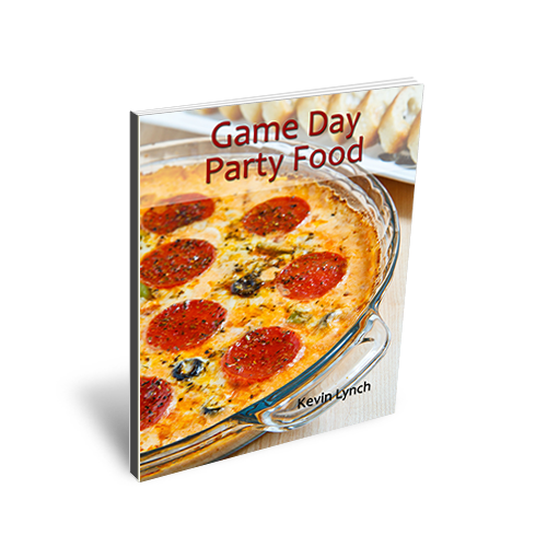 Game Day Party Food eCookbook