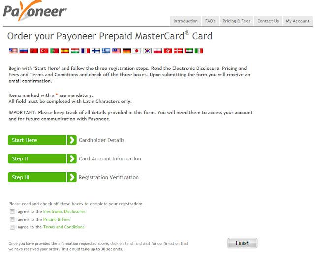 বাংলাদেশ থেকে ফ্রী Payoneer Mastercard পাওয়ার এবং Verified Paypal Account খোলার সহজ উপয় । (NEW)