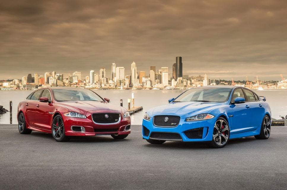 2014 Jaguar XJR review - Roadshow