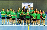 Campeonato de Asturias benjamín temporada 2012-2013