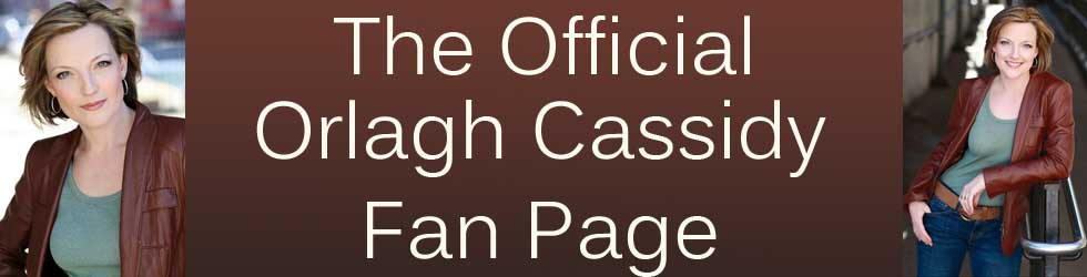 The Official Orlagh Cassidy Fan Page
