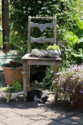 Ein Schweizer Garten Zu Besuch Bei Happy Sonne