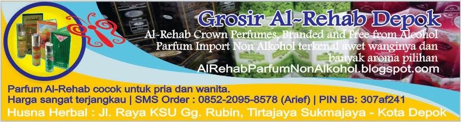 Jual Al Rehab Parfum Non AlKohol Murah