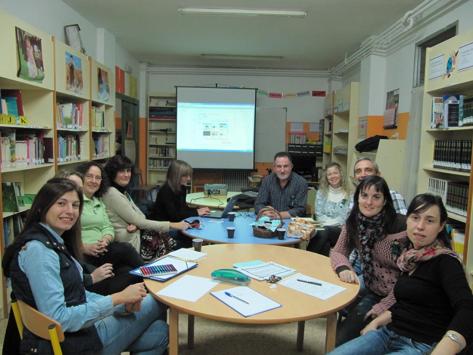 Bibliomequi noviembre 2012 for Cuarto para las 7