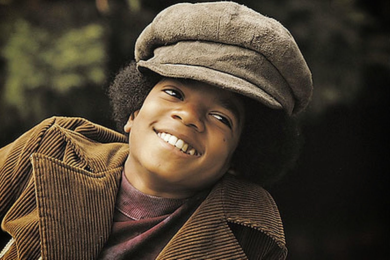 Child photo of Micheal Jackson