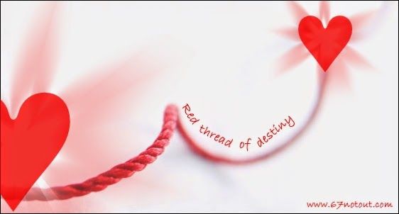 Red thread of destiny