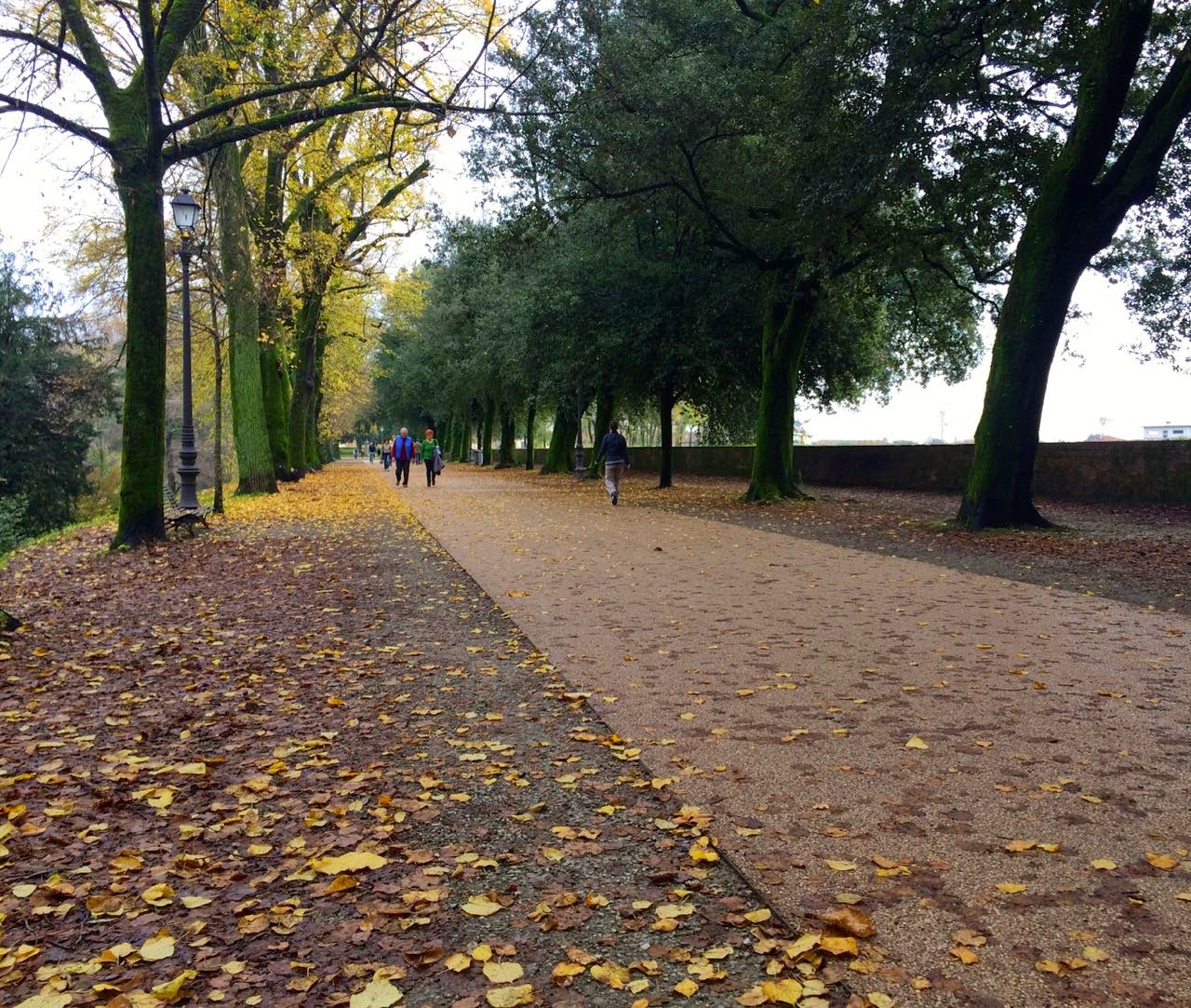 A Weekend in Tuscany // Lucca