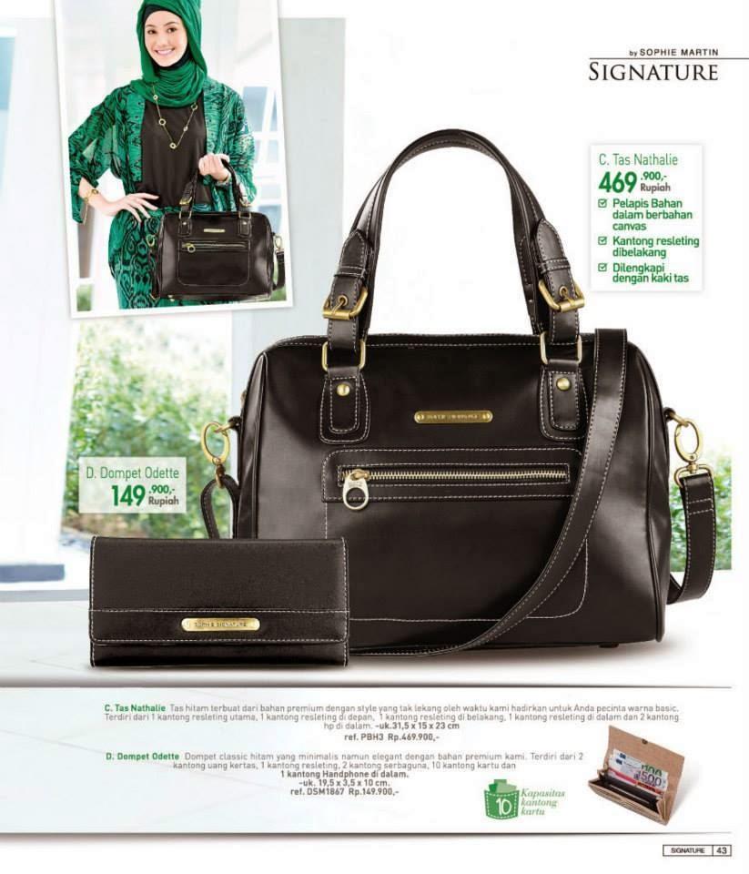 ... DUNIAMU BERSAMA SOPHIE PARIS: Katalog Sophie Martin April 2014