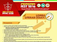 Lomba Esai PPMI 2016