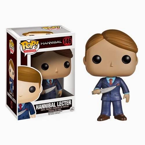 Funko Pop! Hannibal Lecter
