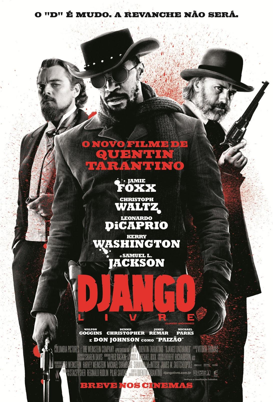 Django Livre Dublado