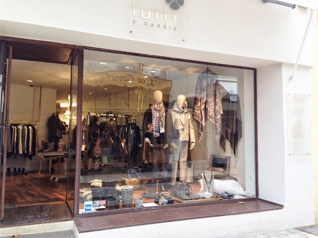 Boutique Lulli Cassis - ©lovmint