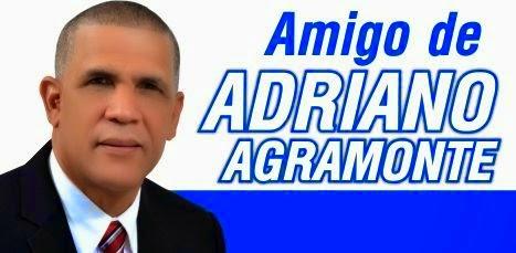 Adriano Agramonte, diputado!