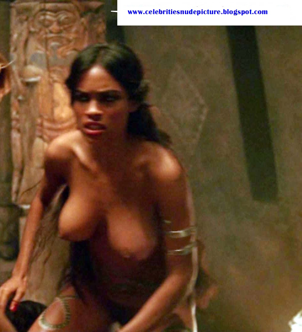 rosario dawson nude from the movie