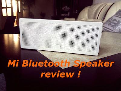 مراجعة لمكبر الصوت اللاسلكي Xiaomi Square Box