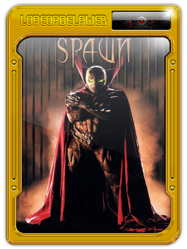 Spawn | El Engendro (1997) 720p, Dual, Mega