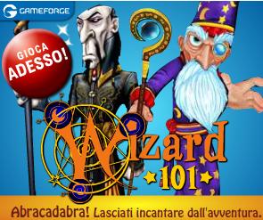 wizard101 il gioco online di maghi e streghe