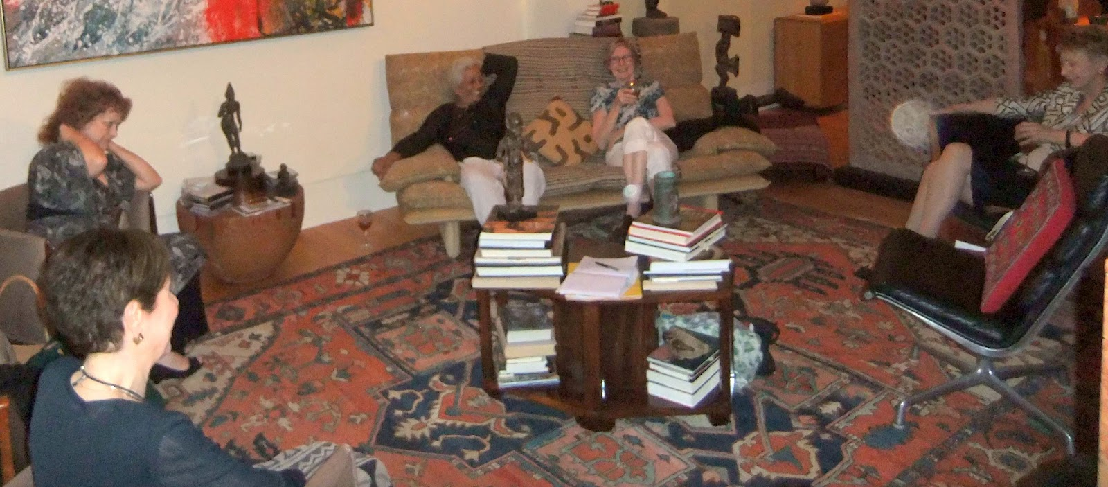 KRG - The Kochi Reading Group: Poetry Session July 15, 2011