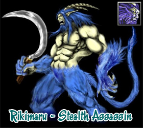 Rikimaru Item Build