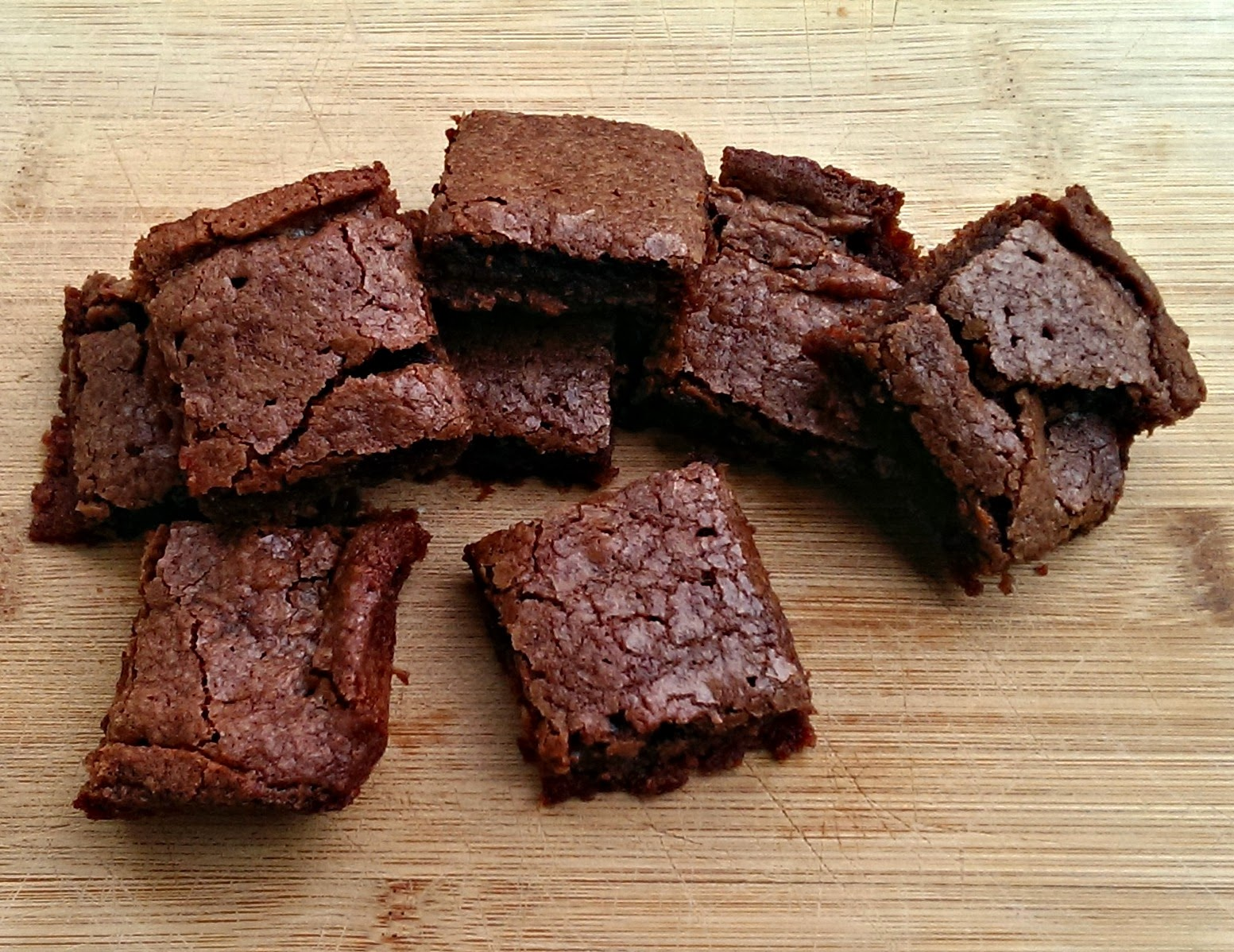 coffee chocolate brownies
