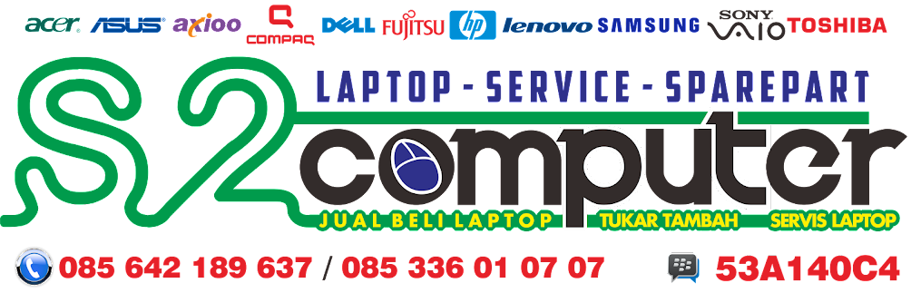 Jual Beli Laptop Second | Sparepart Laptop Madiun | Laptop Second di Madiun Ponorogo Magetan Ngawi