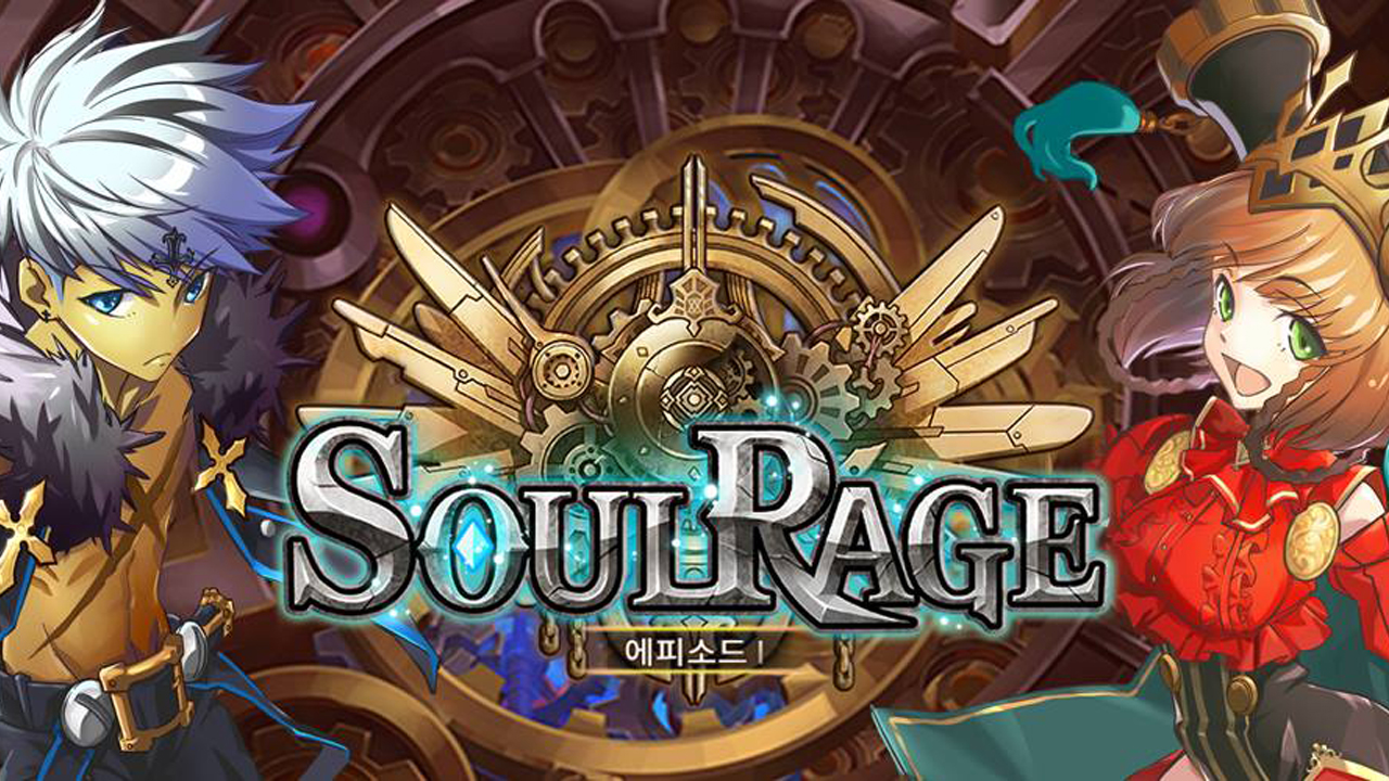Soul Rage Gameplay IOS / Android