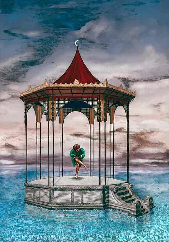 Ilustración de José Rosero