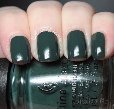 china glaze the great outdoors take a hike review swatches