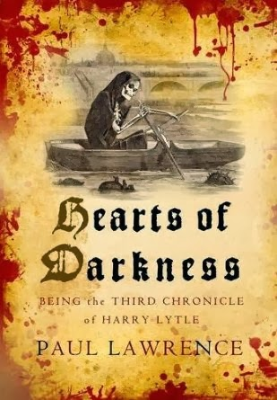 WANT TO READ : Hearts of Darkness by Paul Lawrence